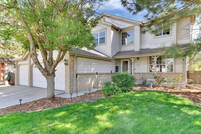 5776 W 80th Circle, Arvada, CO 80003 (MLS #4684119) :: Kittle Real Estate