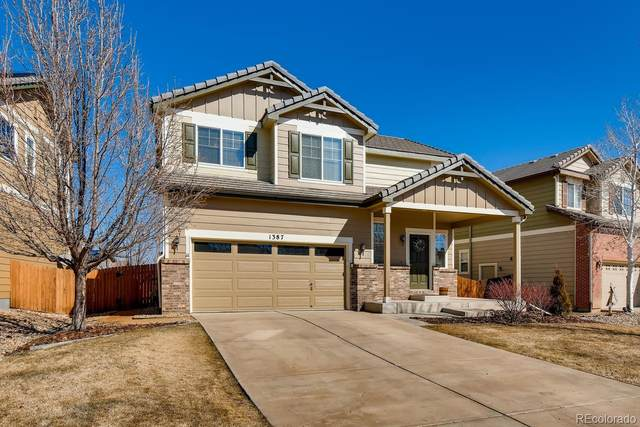 1387 Graham Circle, Erie, CO 80516 (MLS #4684625) :: Bliss Realty Group