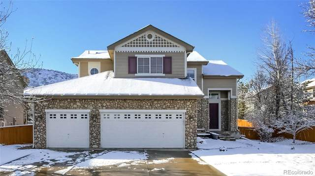 9679 S Johnson Way, Littleton, CO 80127 (MLS #4684705) :: Bliss Realty Group