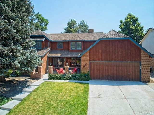 6040 W Evans Place, Lakewood, CO 80227 (#4684765) :: The Gilbert Group