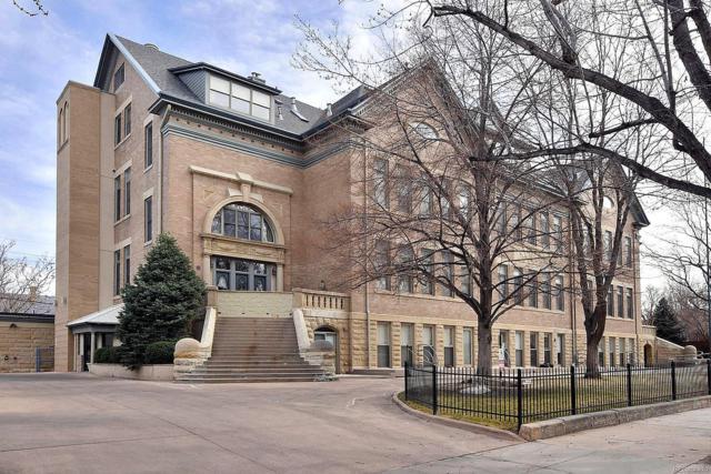 1140 Columbine Street #304, Denver, CO 80206 (#4684797) :: The Peak Properties Group