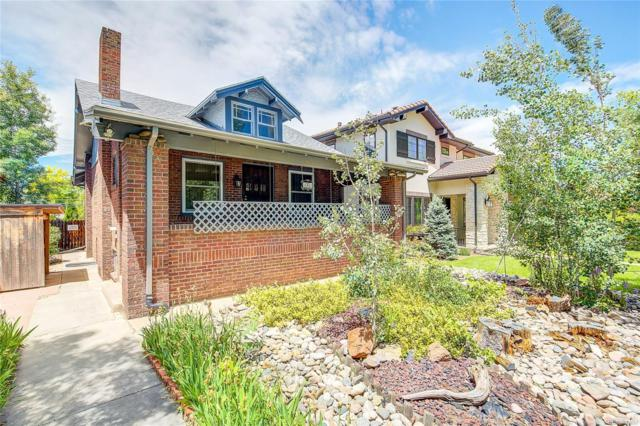 571 S Corona Street, Denver, CO 80209 (#4684875) :: Bring Home Denver with Keller Williams Downtown Realty LLC