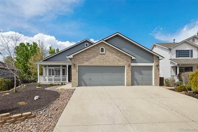 877 Quarterhorse Trail, Castle Rock, CO 80104 (#4685107) :: The Colorado Foothills Team | Berkshire Hathaway Elevated Living Real Estate