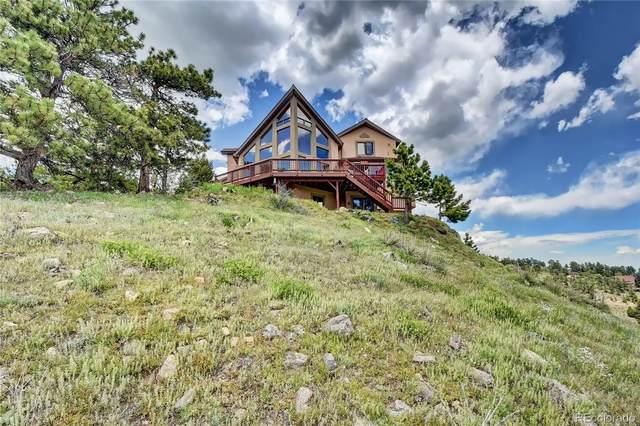 9159 Brumm Trail, Golden, CO 80403 (#4685446) :: Venterra Real Estate LLC