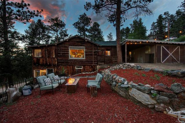 34338 Mineral Lane, Pine, CO 80470 (MLS #4685619) :: 8z Real Estate