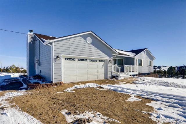 42702 Sager Lane, Parker, CO 80138 (#4685659) :: The Peak Properties Group