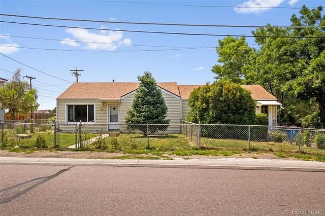 243 S Lamar Street, Lakewood, CO 80226 (#4686566) :: The HomeSmiths Team - Keller Williams