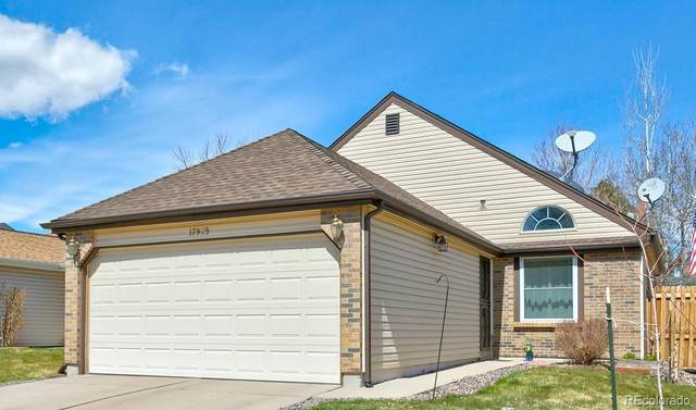17925 E Bethany Drive, Aurora, CO 80013 (#4686585) :: The HomeSmiths Team - Keller Williams