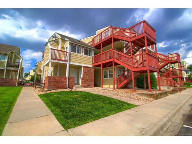 970 S Dawson Way #16, Aurora, CO 80012 (MLS #4686631) :: 8z Real Estate