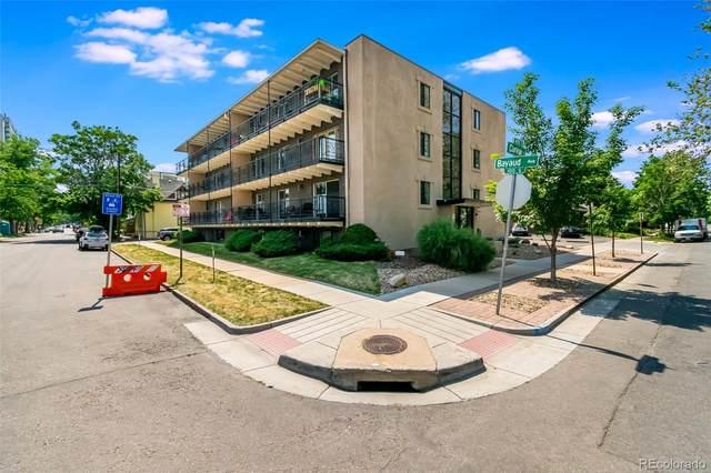 100 S Clarkson Street #101, Denver, CO 80209 (#4686643) :: Sultan Newman Group