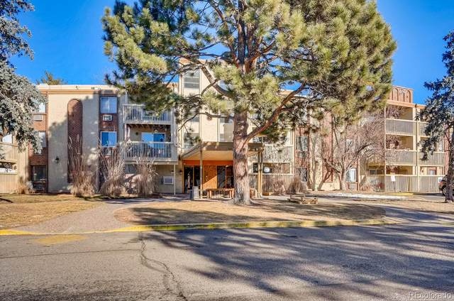 1304 S Parker Road #142, Denver, CO 80231 (MLS #4686657) :: 8z Real Estate