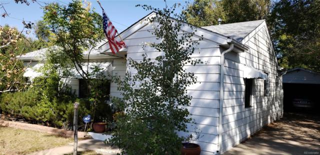 3400 S Eudora Street, Denver, CO 80222 (#4686708) :: The Tamborra Team