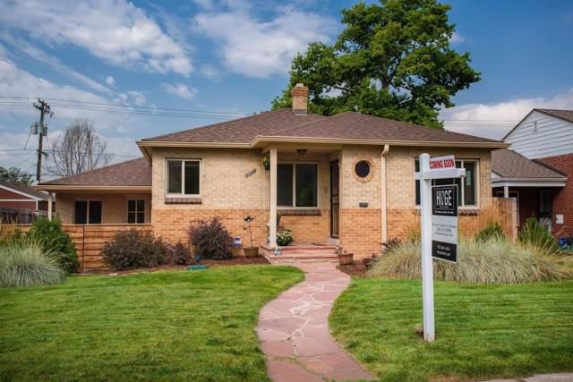 2835 Albion Street, Denver, CO 80207 (#4687337) :: The Heyl Group at Keller Williams