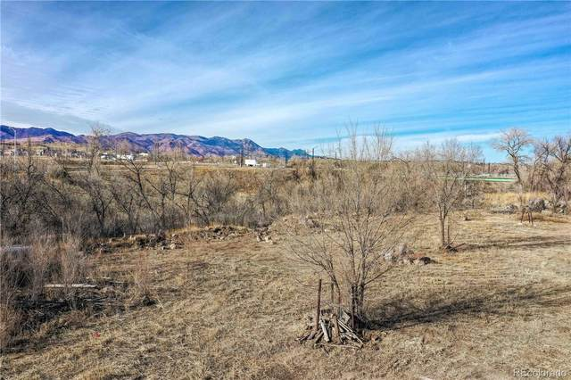 518 W Fillmore Place, Colorado Springs, CO 80907 (#4687516) :: The Gilbert Group