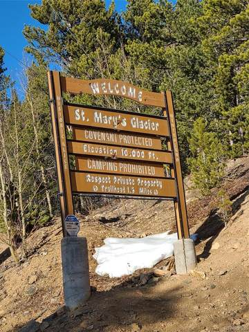 Silver Creek Lot 928, Idaho Springs, CO 80452 (#4687796) :: The DeGrood Team