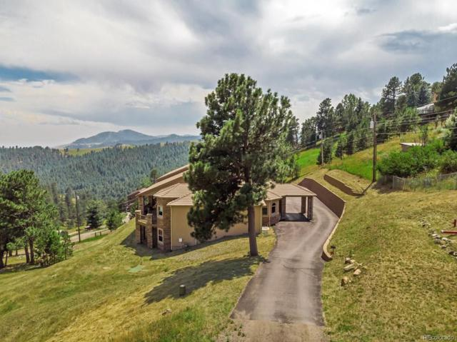 260 Starfire Way, Golden, CO 80401 (#4688129) :: The Griffith Home Team