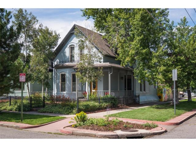 979 Lipan Street, Denver, CO 80204 (MLS #4688610) :: 8z Real Estate