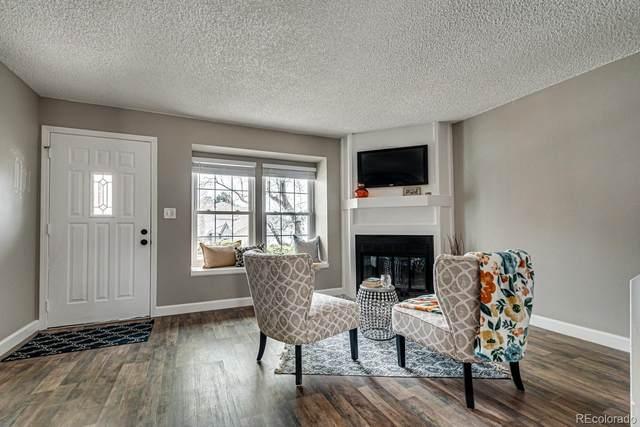 9703 W Chatfield Avenue C, Littleton, CO 80128 (#4688884) :: The Peak Properties Group