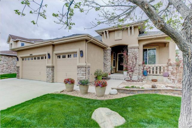 10986 Glengate Circle, Highlands Ranch, CO 80130 (#4689216) :: The DeGrood Team