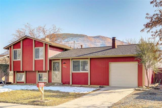 18856 W 59th Drive, Golden, CO 80403 (#4689568) :: The Gilbert Group