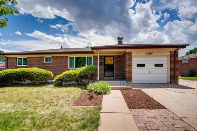 3390 W Union Avenue, Englewood, CO 80110 (#4689917) :: The Galo Garrido Group