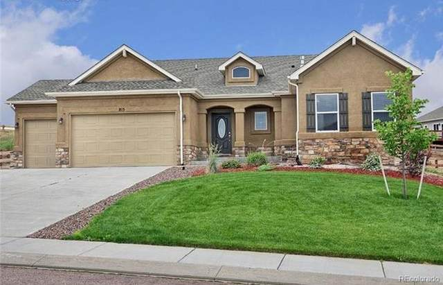815 Woodmoor Acres Drive, Monument, CO 80132 (#4690231) :: Keller Williams Action Realty LLC