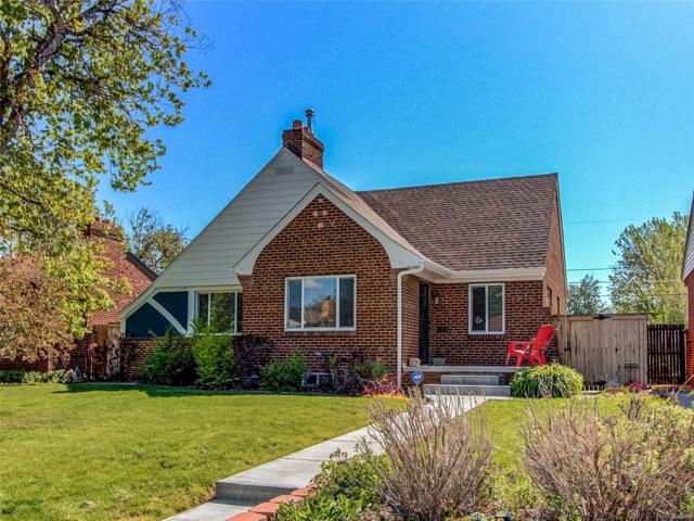 2842 Glencoe Street, Denver, CO 80207 (#4690248) :: House Hunters Colorado