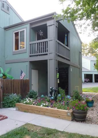 2557 S Dover Street #8, Lakewood, CO 80227 (MLS #4690274) :: 8z Real Estate