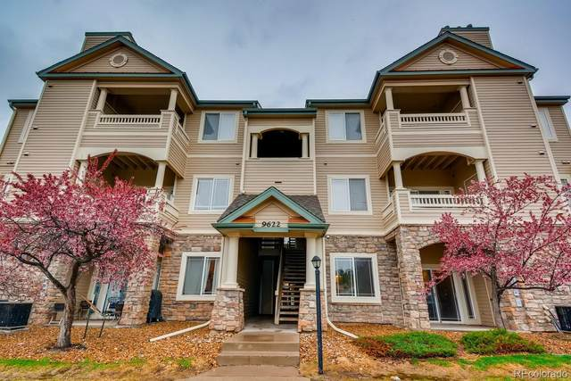 9622 W Coco Circle #105, Littleton, CO 80128 (#4690316) :: Relevate | Denver