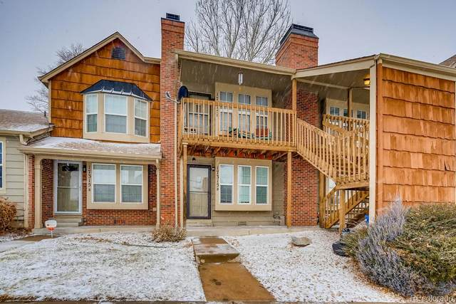 17315 E Rice Circle D, Aurora, CO 80015 (MLS #4690376) :: Kittle Real Estate