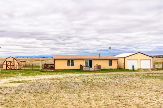 12430 Safe Landing Drive, Peyton, CO 80831 (#4690674) :: The Griffith Home Team