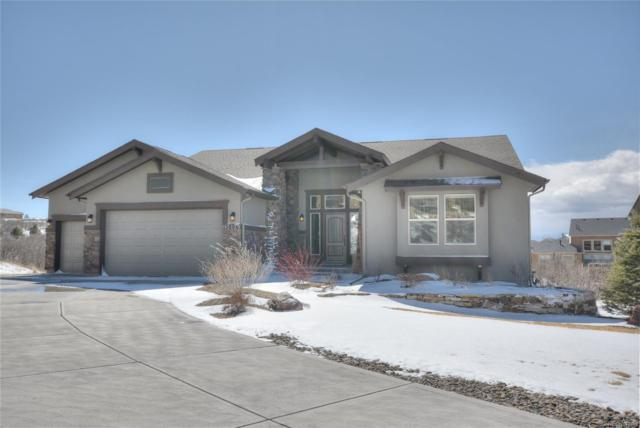 13006 Fisheye Drive, Colorado Springs, CO 80921 (#4690690) :: The Pete Cook Home Group