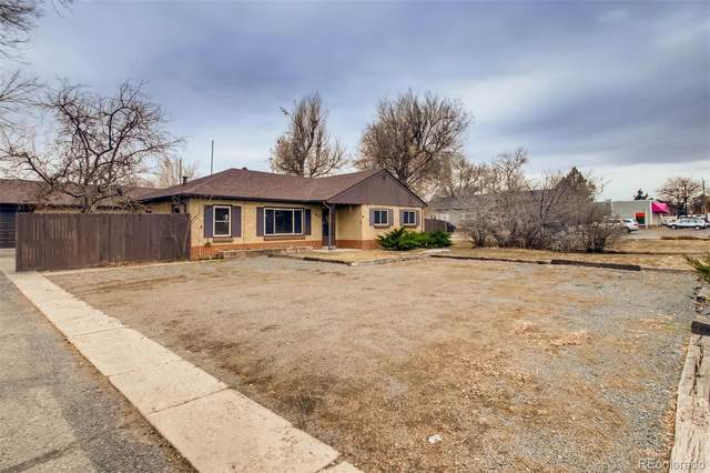 9918 & 9920 W 44th Avenue, Wheat Ridge, CO 80033 (#4690874) :: HomeSmart