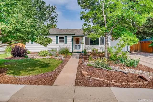 5785 S Lakeview Street, Littleton, CO 80120 (#4691038) :: Finch & Gable Real Estate Co.