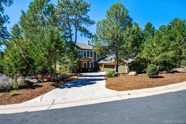 7157 Havenwood Drive, Castle Pines, CO 80108 (#4691703) :: The Brokerage Group