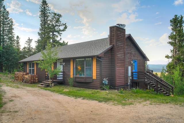 2079 High Creek Road, Fairplay, CO 80440 (#4692203) :: The HomeSmiths Team - Keller Williams
