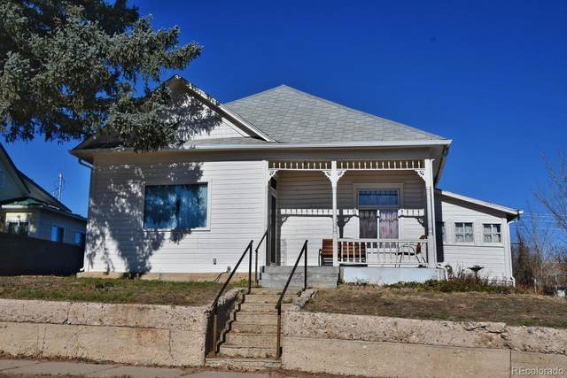 130 W 3rd Street, Walsenburg, CO 81089 (MLS #4692420) :: 8z Real Estate