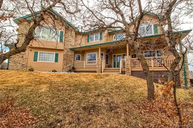 1234 Wintergate Circle, Castle Rock, CO 80104 (MLS #4692905) :: 8z Real Estate