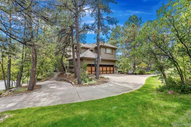 502 Providence Drive, Castle Rock, CO 80108 (#4693245) :: Berkshire Hathaway HomeServices Innovative Real Estate