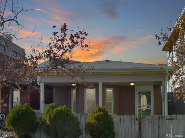 2555 Clarkson Street, Denver, CO 80205 (#4693370) :: Peak Properties Group