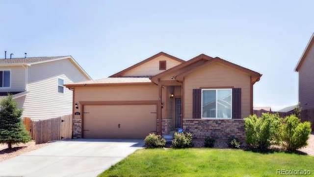 474 Xavier Drive, Lochbuie, CO 80603 (MLS #4693460) :: 8z Real Estate