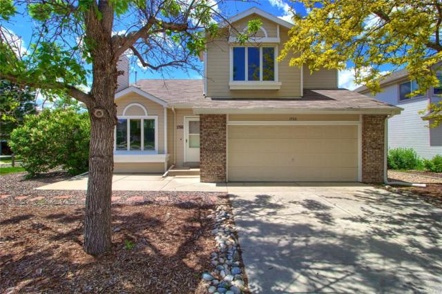 1766 Foxfield Drive, Castle Rock, CO 80104 (#4693548) :: The Heyl Group at Keller Williams
