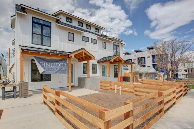 3221 W 19th Avenue #2, Denver, CO 80204 (MLS #4693861) :: 8z Real Estate