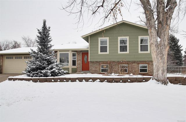 7832 S Lamar Street, Littleton, CO 80128 (#4693879) :: House Hunters Colorado