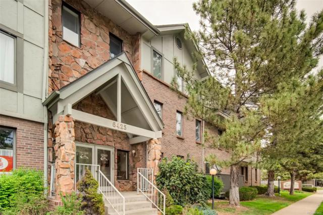 6425 S Dayton Street #108, Englewood, CO 80111 (#4694551) :: The Peak Properties Group
