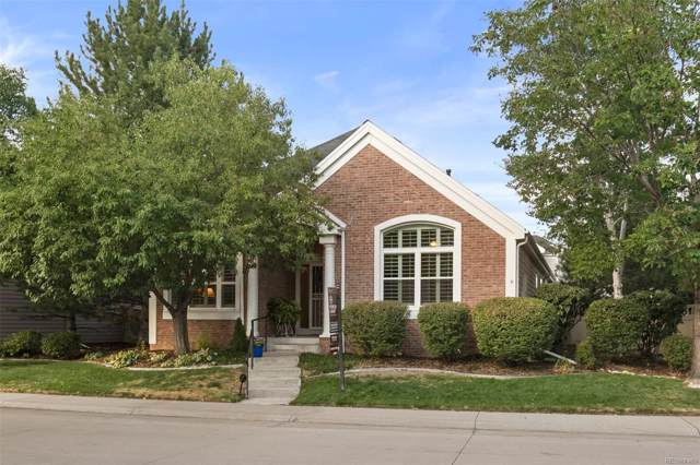 1011 S Valentia Street #100, Denver, CO 80247 (#4694929) :: The Griffith Home Team