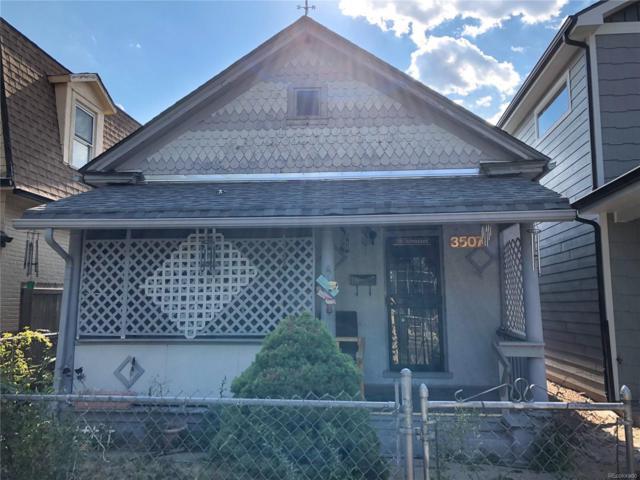3507 N Franklin Street, Denver, CO 80205 (#4695551) :: Sellstate Realty Pros
