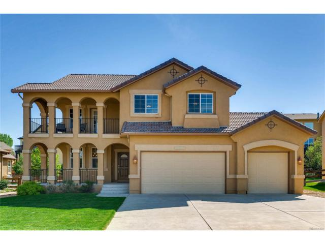 15867 Bridle Ridge Drive, Monument, CO 80132 (MLS #4695731) :: 8z Real Estate