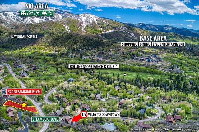 520 Steamboat Boulevard, Steamboat Springs, CO 80487 (#4695759) :: Mile High Luxury Real Estate