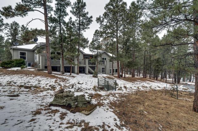 11338 Timbers Circle, Kiowa, CO 80117 (#4695779) :: Wisdom Real Estate